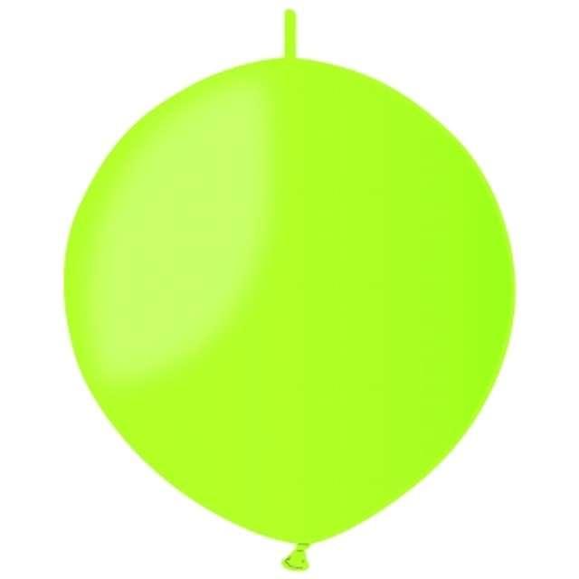 """Balony """"Pastelowe do girland"""", pistacjowy, GEMAR, 13"""", 100 szt"""