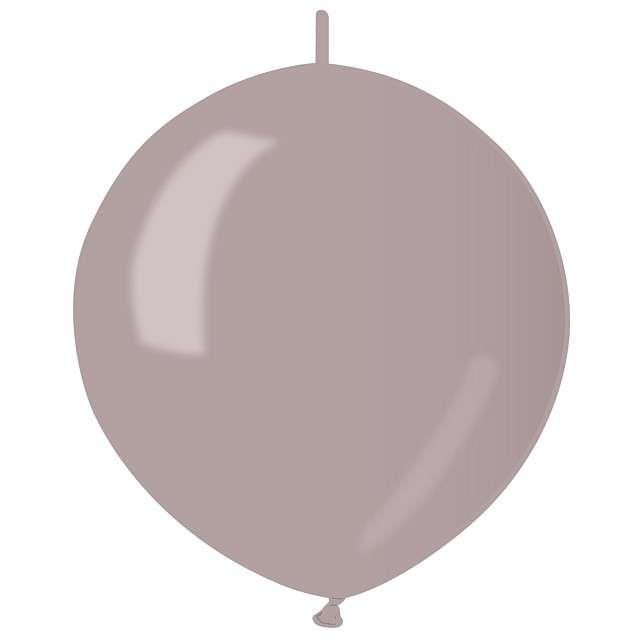 """Balony """"Metaliczne do girland"""", perłowy, GEMAR, 13"""", 100 szt"""