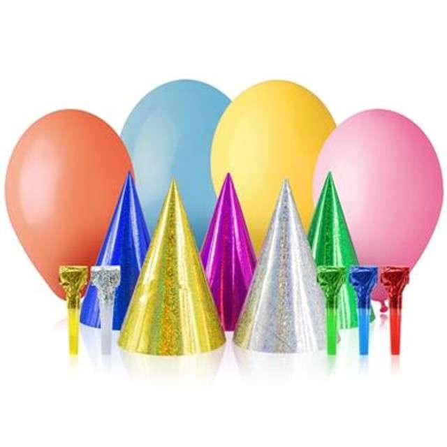 """Zestaw urodzinowy """"Bal na 10 uśmiechów"""", mix, Godan"""