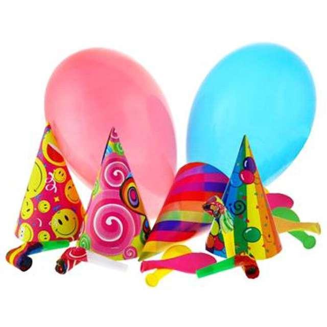 """Zestaw urodzinowy """"Bal na 8 uśmiechów"""", mix, Godan"""