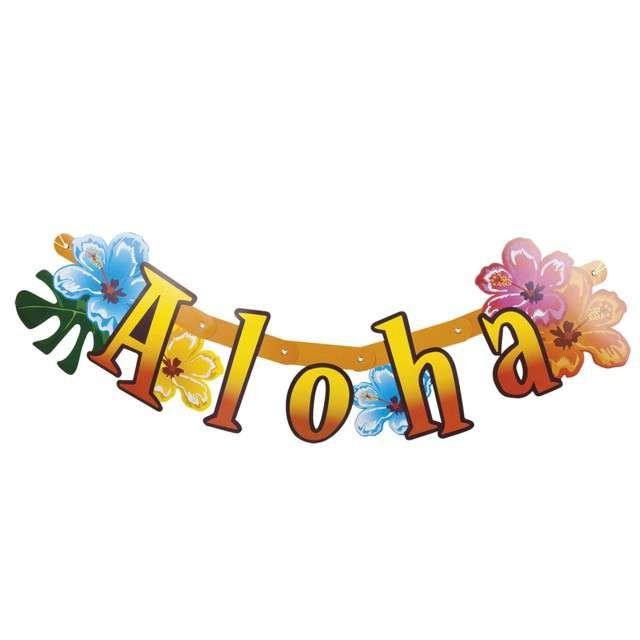 Baner Aloha - Kwiaty Boland 83cm