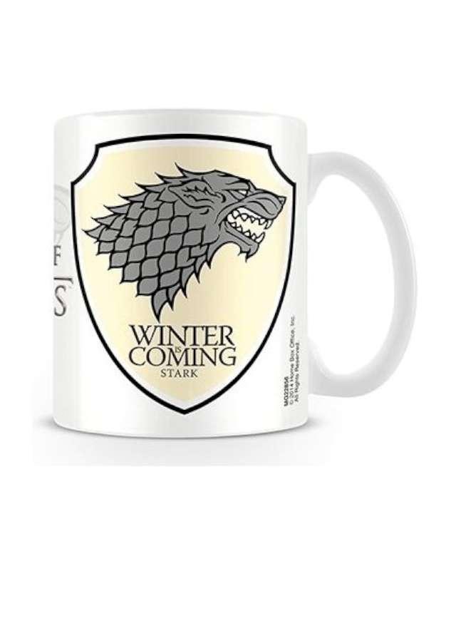 "Kubek ""Gra o tron - Winter is coming"", GadgetMaster, 350 ml"