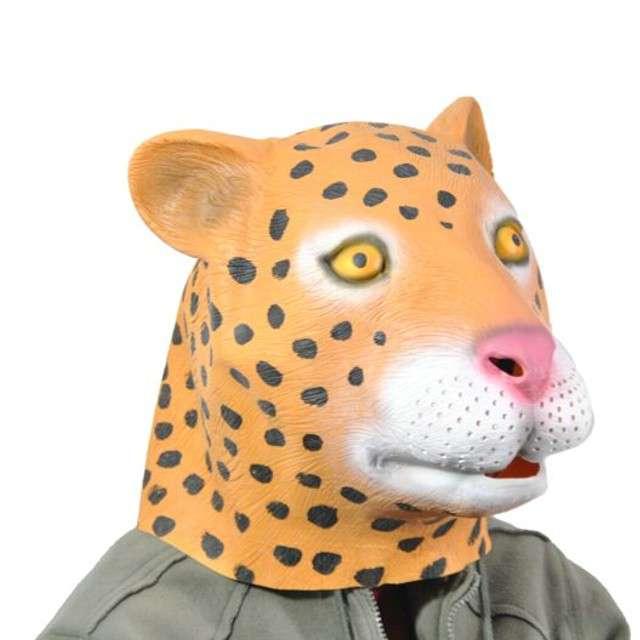"""Maska """"Pantera"""", lateksowa, GadgetMaster"""