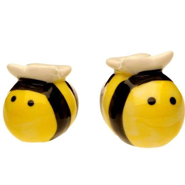 Solniczka i pieprzniczka Pszczółki GadgetMaster
