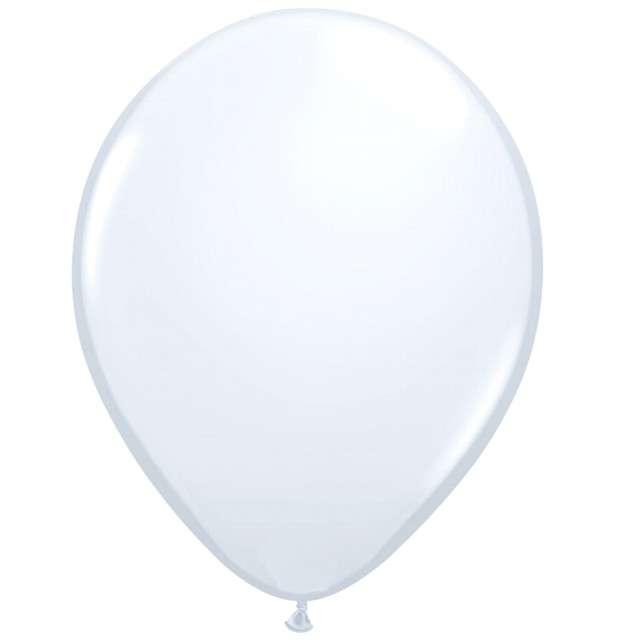 """Balony """"Classic"""", białe pastel, Qualatex, 11"""", 100 szt"""