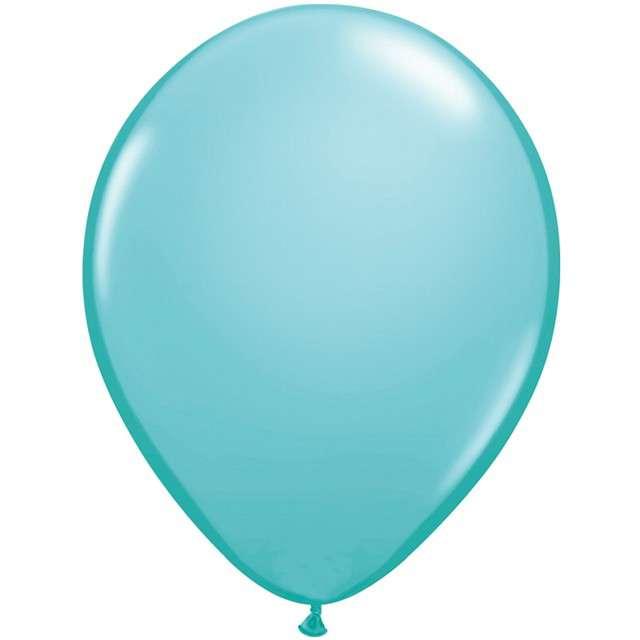 "Balony ""Classic"", błękit karaibski pastel, Qualatex, 11"", 100 szt"