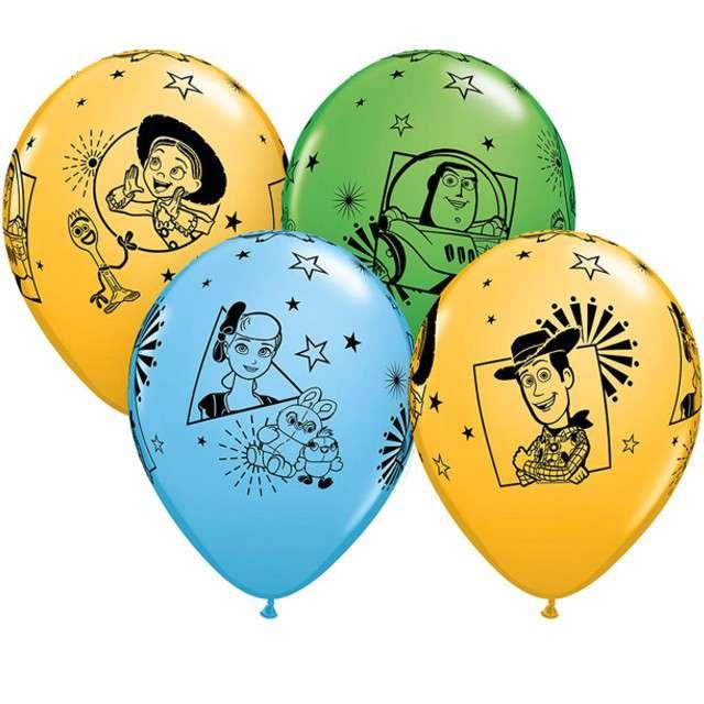 Balon TOY STORY mix Qualatex 12 6szt.