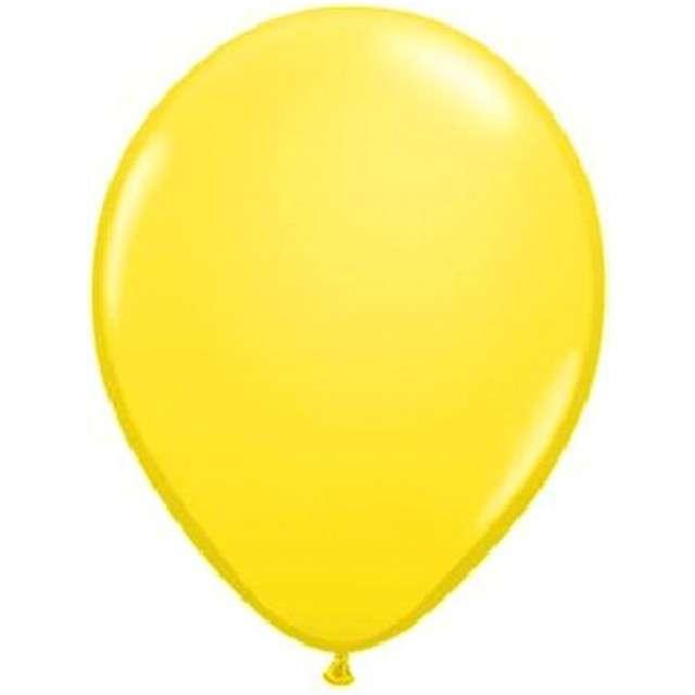 """Balony """"Pastel"""", żółte, 36"""",Qualatex, 2 szt."""
