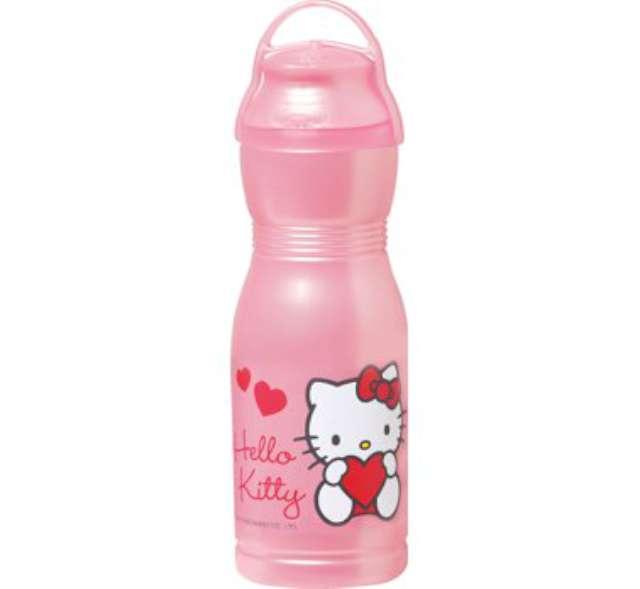 Bidon Hello Kity różowy GadgetMaster 600 ml