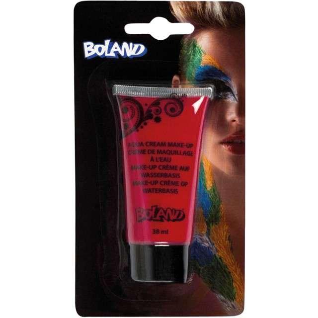 """Make-up party """"Farba do makijażu"""", czerwona, Boland, 38 ml"""