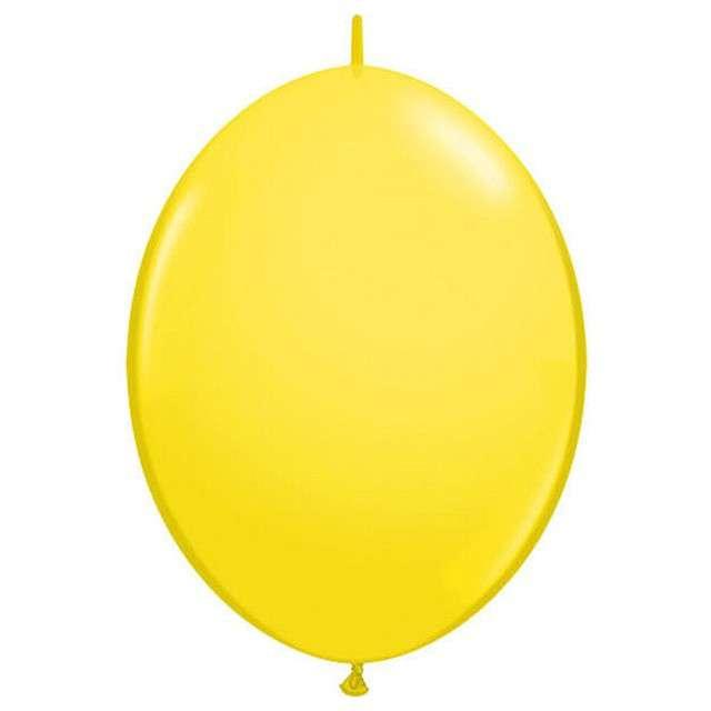 Balony Classic żółty Qualatex 12 50szt.