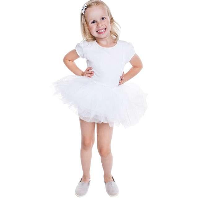 """Spódniczka tutu """"Dziecięca"""", biala, Godan, 23 cm"""