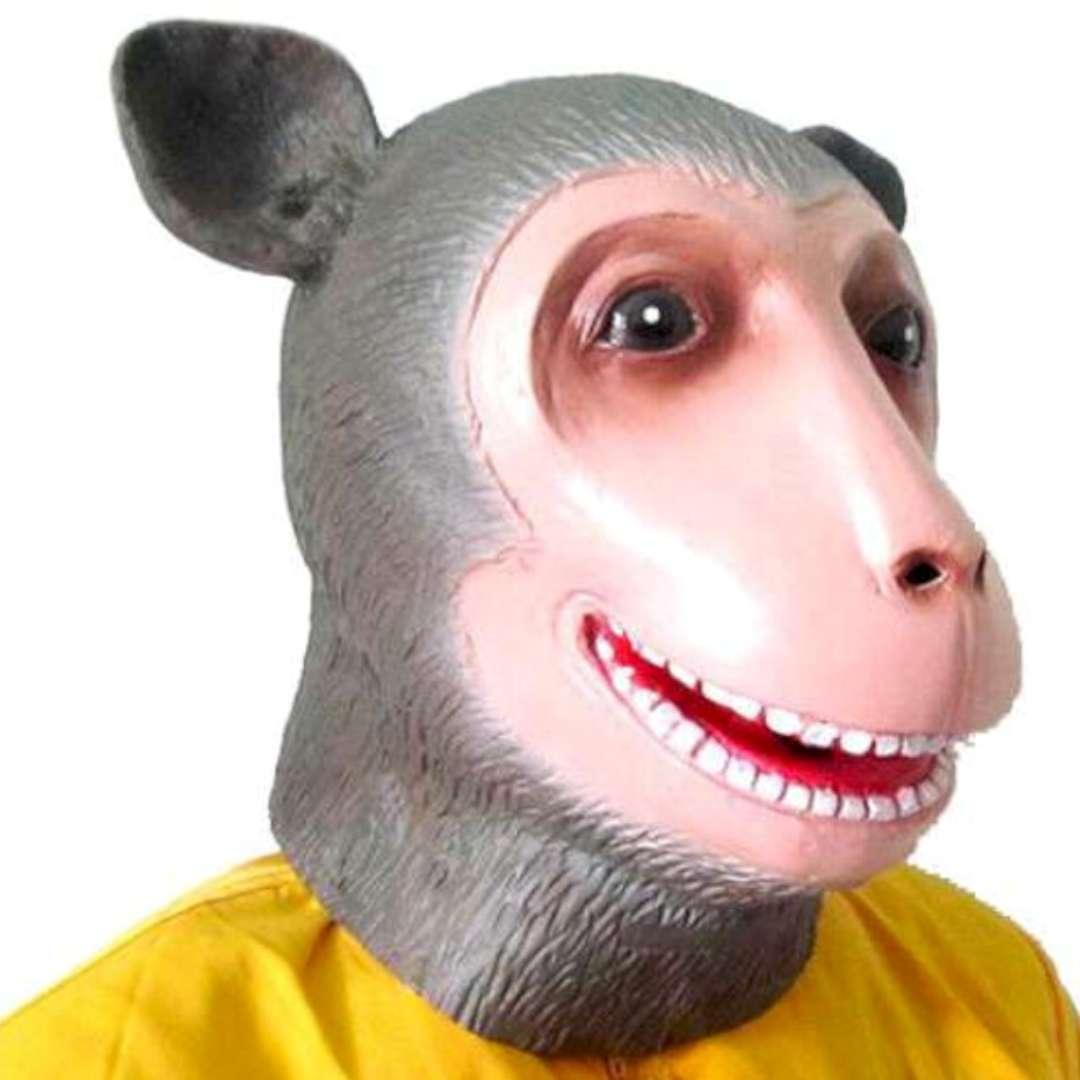 """Maska """"Małpa"""", lateksowa, GadgetMaster"""