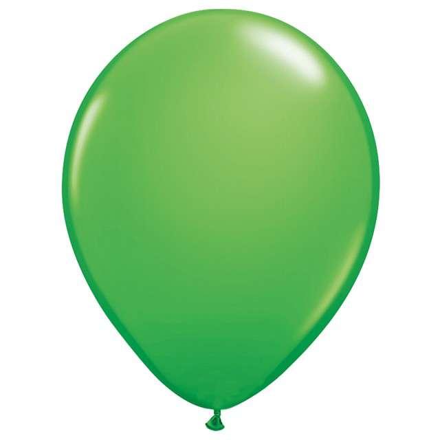 """Balony """"Chromowane"""", zielony jasny, QUALATEX, 16"""", 50 szt"""