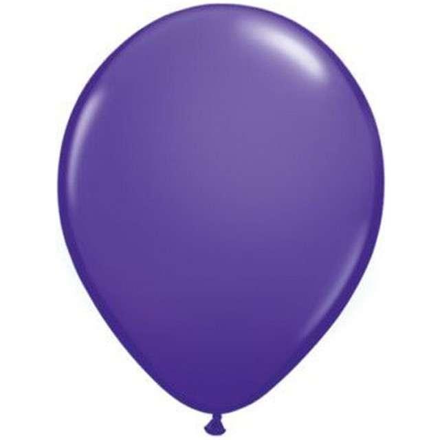 """Balony """"Classic"""", fioletowy pastel, Qualatex, 11"""", 25 szt"""