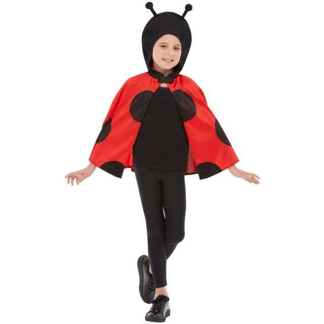 Strój dla dzieci Biedronka czerwono-czarny Smiffys rozm. ML