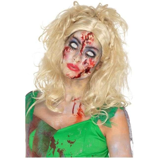 """Peruka party """"Zombie wróżka"""", blond, Smiffys"""