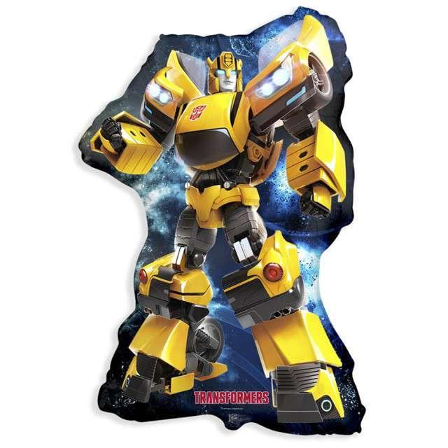 "Balon foliowy ""Transformers - Bumblebee"", FLEXMETAL, 11"" SHP"