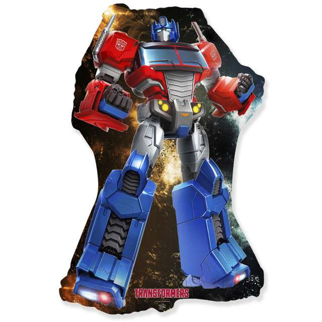 "Balon foliowy ""Transformers - Optimus"", FLEXMETAL, 14"" SHP"
