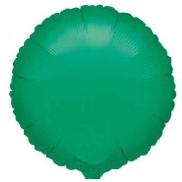 _xx_Balon foliowy 18 CIR - MTL Green
