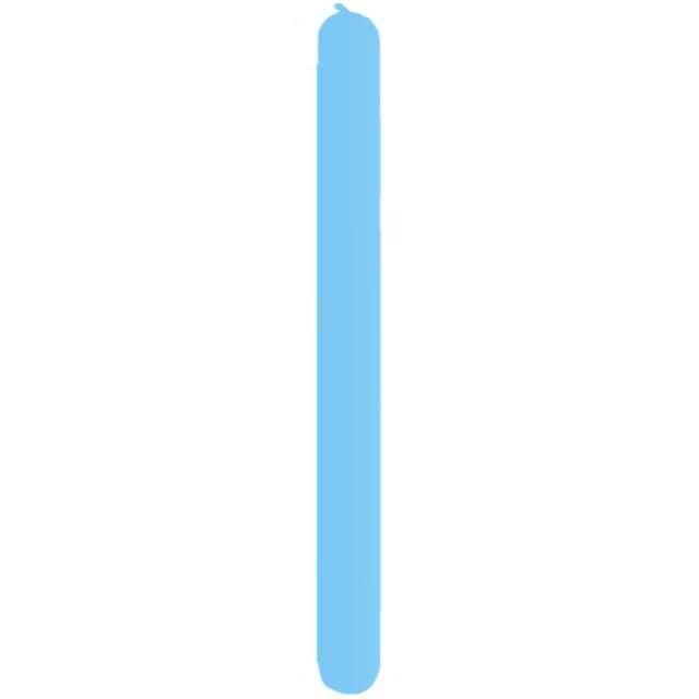_xx_Balon QL modelina 350 pastel j. niebieski / 100 szt.
