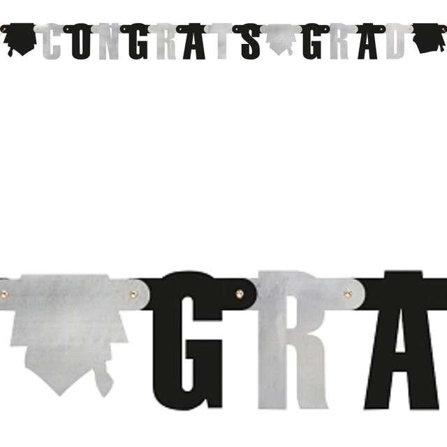 _xx_Girlanda papierowa PARTY Congrats Grad