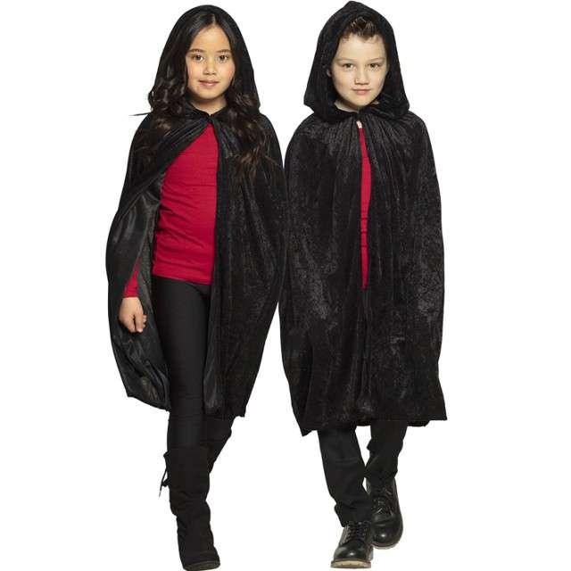 _xx_Peleryna dla dzieci Dawn 115 cm czarna