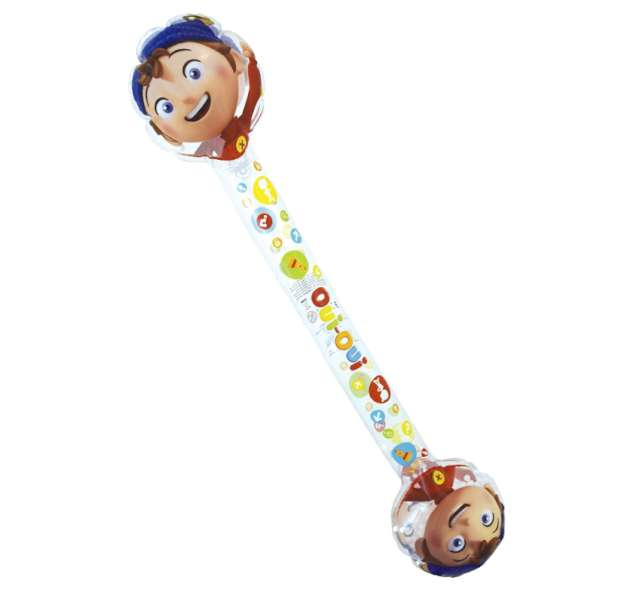 "Dmuchaniec różdżka ""Noddy"", Tap Ball, 65 cm"