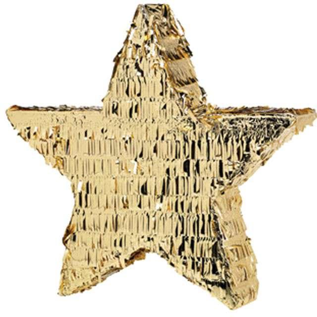 _xx_Pinata Star Gold Foil