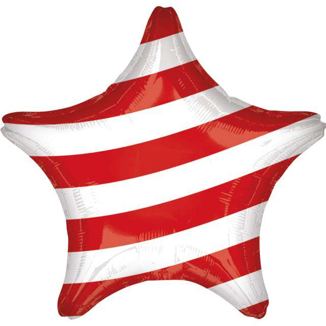 _xx_Standard Two-sided Stars and Stripes Foil Bal