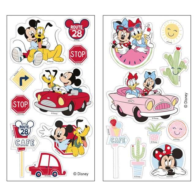 """Dekoracja cukiernicza """"Myszka Mickey i przyjaciele"""", Dekora, 18szt"""