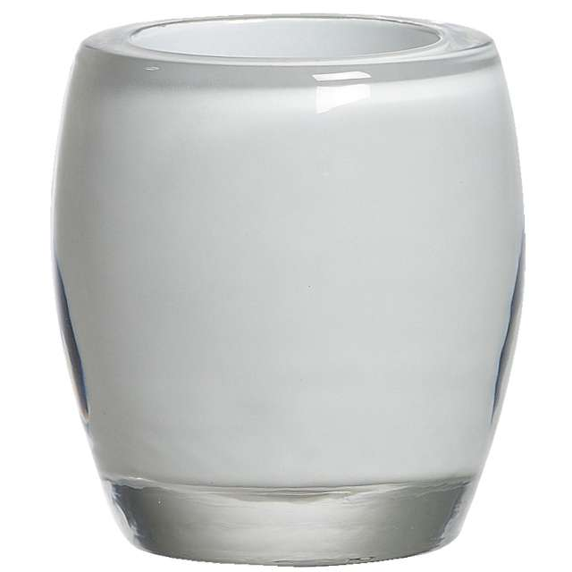 """Świecznik """"Classic Tealight"""", biały, Bolsius, 77/72"""