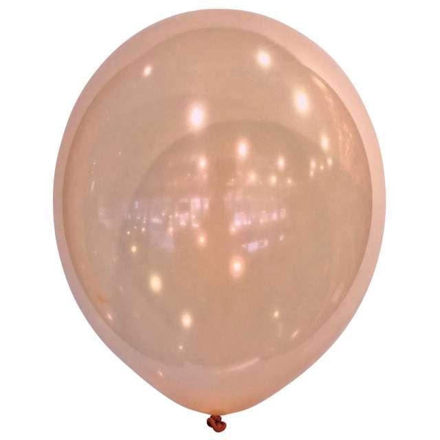 """Balony """"Decor Premium - Droplets"""", pomarańczowe, Amscan, 11"""", 50 szt"""