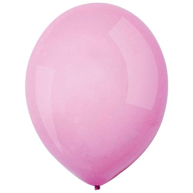 "Balony ""Decor Premium - Macaron "", liliowe, Amscan, 11"", 50 szt"
