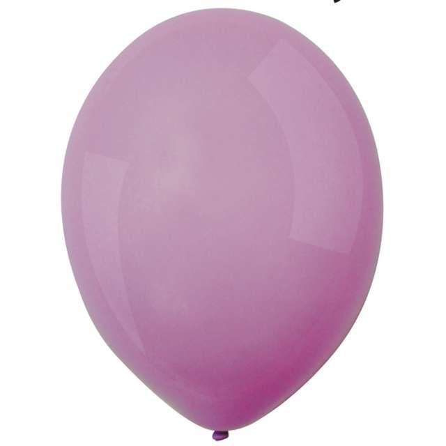"Balony ""Decor Premium - Macaron "", fioletowe, Amscan, 11"", 50 szt"