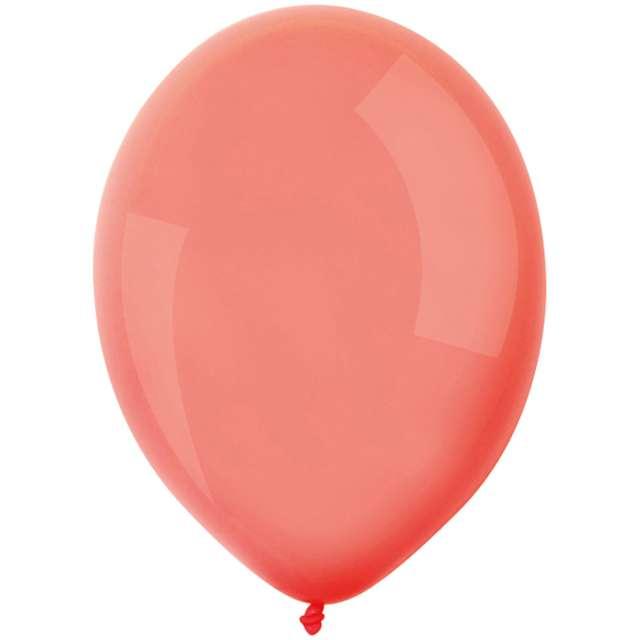 """Balony """"Decor Premium - Macaron """", czerwone jasne, Amscan, 11"""", 50 szt"""