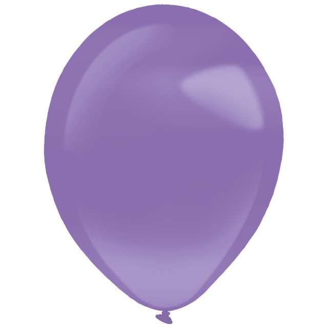 "Balony ""Decor Premium - Pearl"", fioletowe, Amscan, 11"", 50 szt"