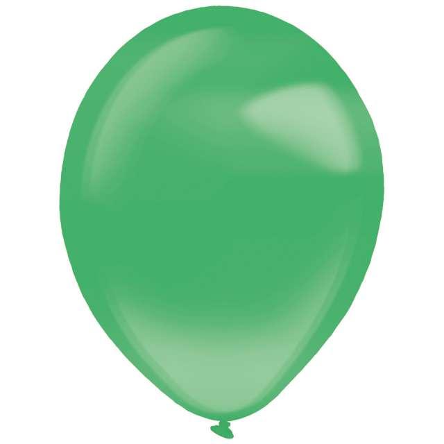 "Balony ""Decor Premium - Crystal"", zielone, Amscan, 11"", 50 szt"