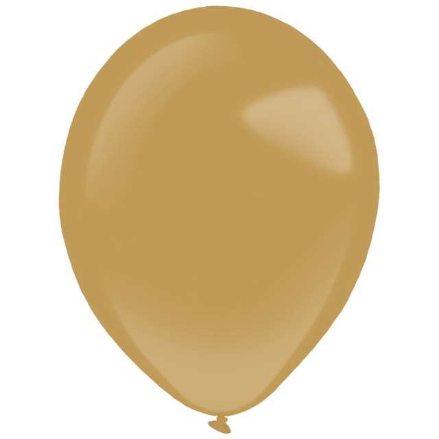 "Balony ""Decor Premium - Fashion"", brązowe, Amscan, 11"", 50 szt"