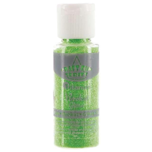 "Brokat sypki ""Classic w Butelce"", zielony, 20 ml, Titanum"