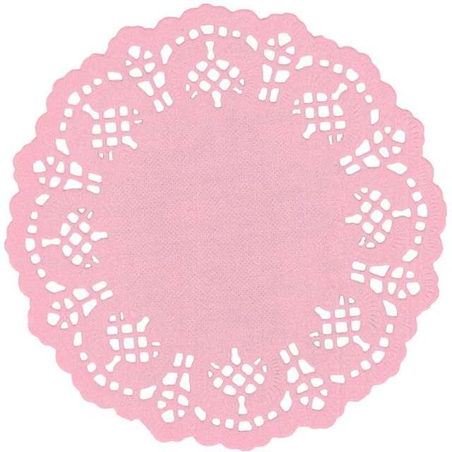"""Serwetki dekoracyjne """"Classic"""", różowe jasne, Titanum, 11,5 cm, 35 szt"""