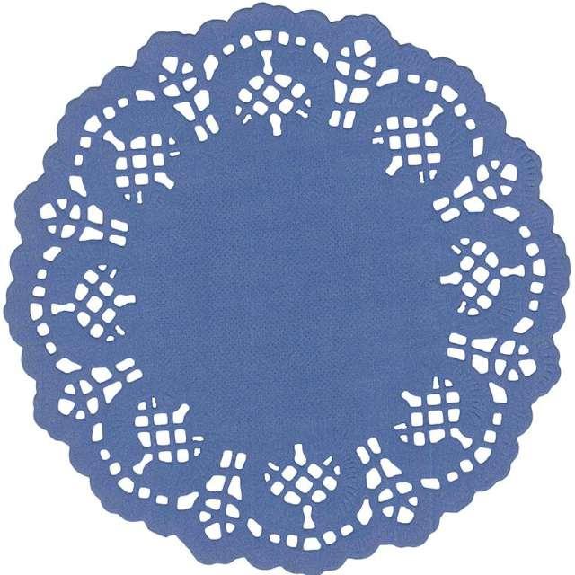 """Serwetki dekoracyjne """"Classic"""", niebieskie, Titanum, 11,5 cm, 35 szt"""
