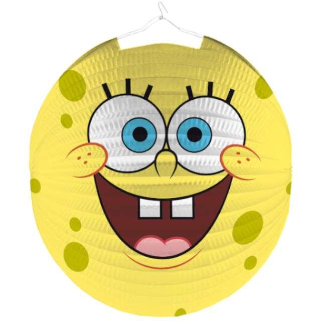 "Lampion papierowy ""Spongebob"", Amscan, 25 cm"