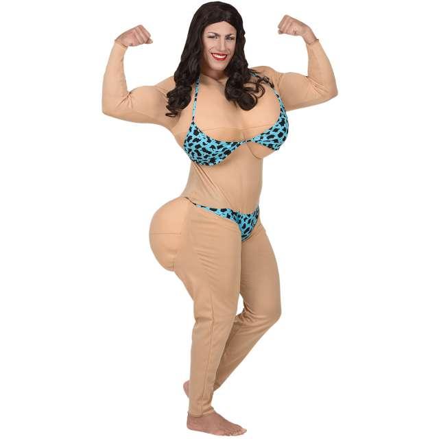 """Strój dla dorosłych """"Miss bikini"""", Widmann, XL"""