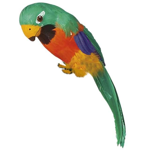 """Dekoracja """"Piracka papuga na ramię"""", Widmann"""