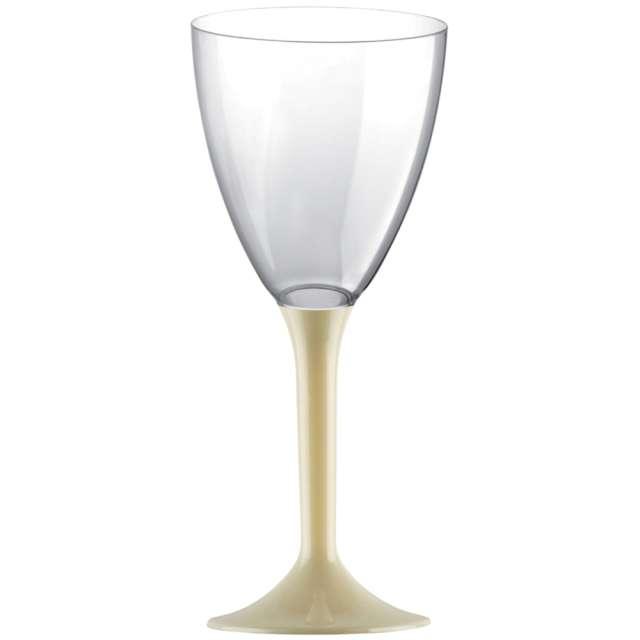 """Kieliszki jednorazowe """"Wino Classic"""", szampański, GoldPlast, 180 ml, 10 szt"""