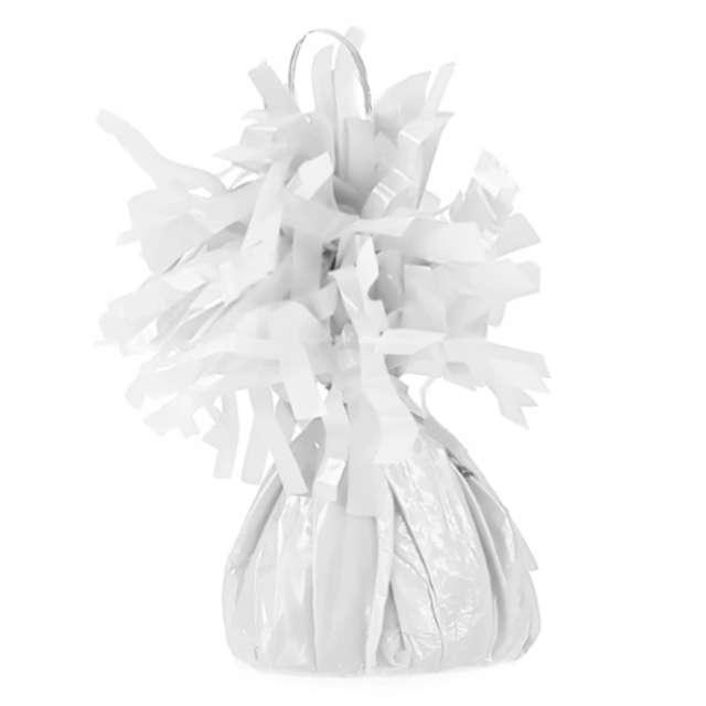 """Obciążnik do balonów """"Classic"""", biały, PartyPal, 145 g"""