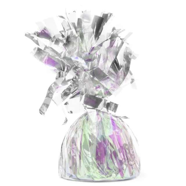 "Obciążnik do balonów ""Classic"", holograficzny, PartyPal, 145 g"