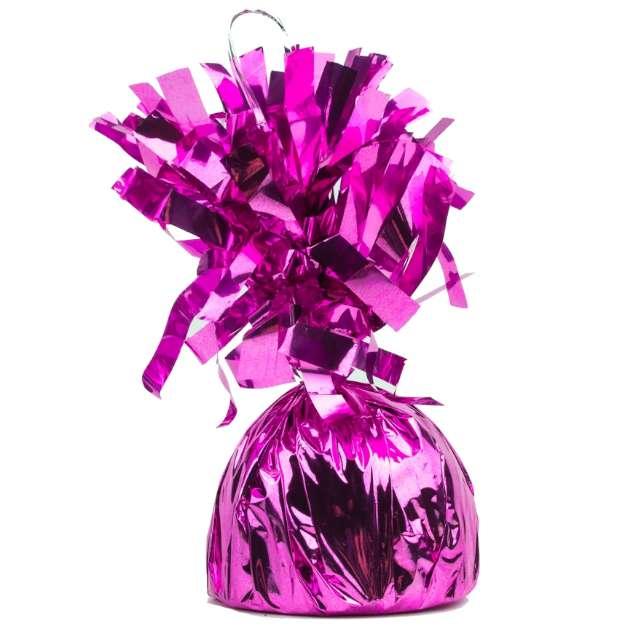 """Obciążnik do balonów """"Classic"""", różowy ciemny, PartyPal, 145 g"""