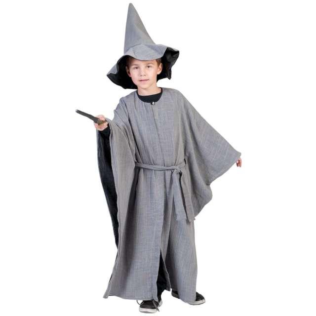 """Strój dla dziecka """"Szary czarodziej"""", Funny Fashion, rozm. 140"""